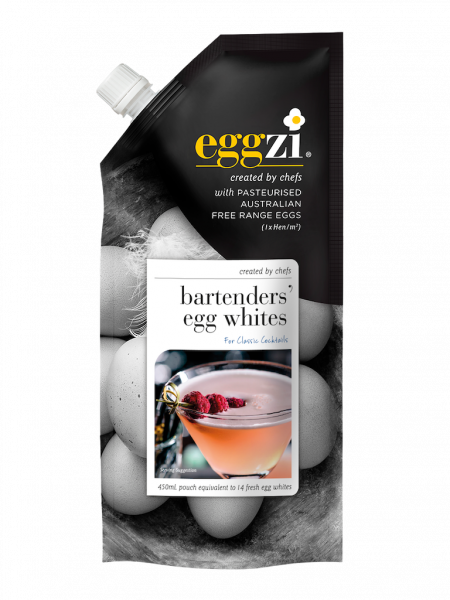 Image of Eggzi Product - the Bartender's Pasteurised Egg Whites